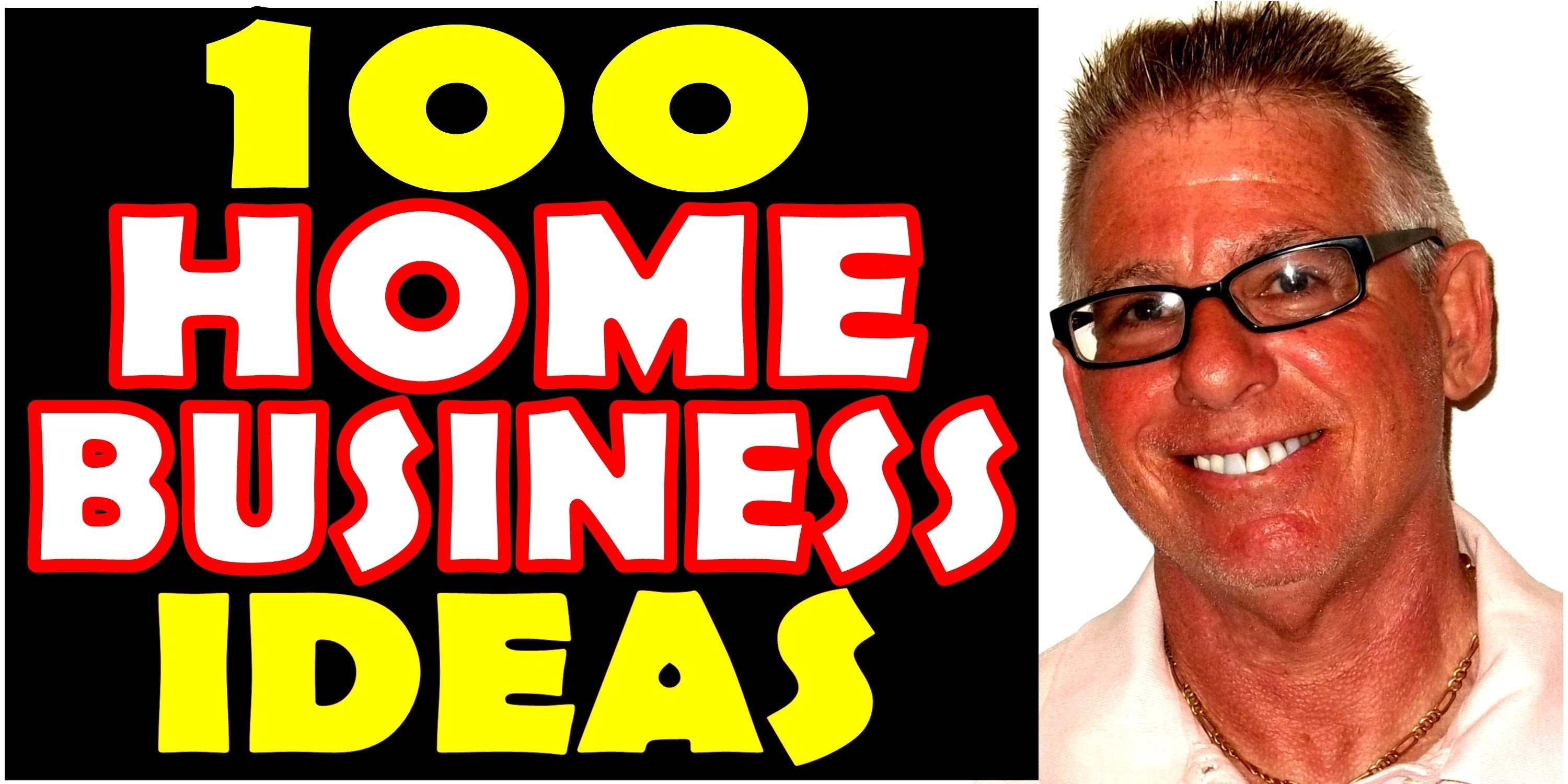 10 Nice Ideas For A Home Business 101 home business ideas for 2016 youtube 2021