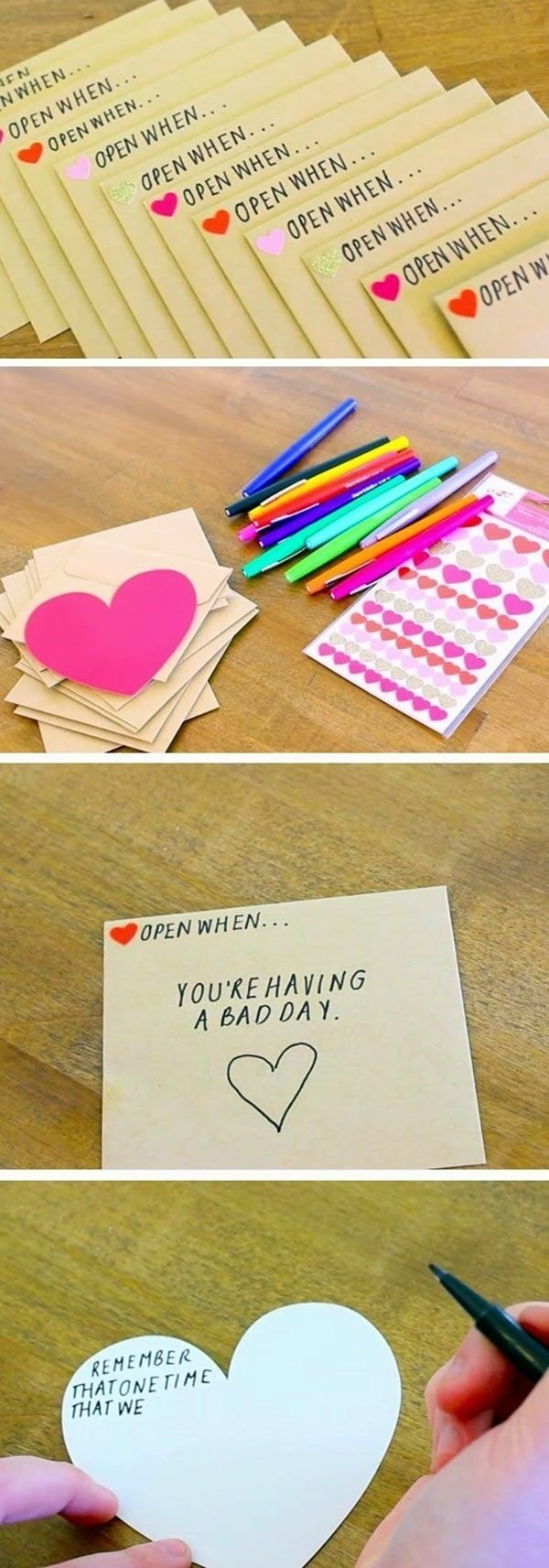 10 Trendy Cute Homemade Valentines Day Ideas For Your Boyfriend 101 homemade valentines day ideas for him thatre really cute 4