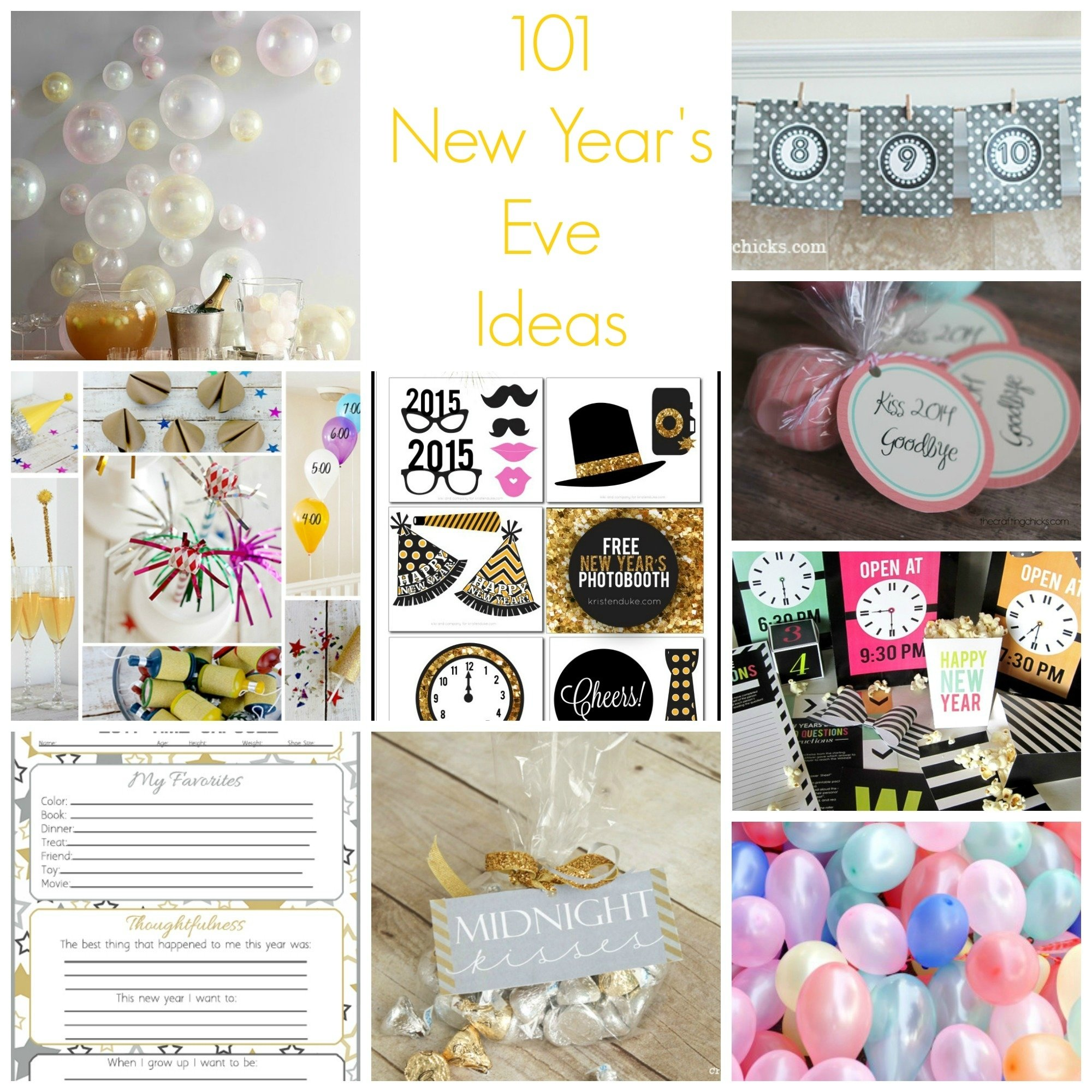10 Spectacular New Years Eve Date Ideas 101 new years eve ideas 2020