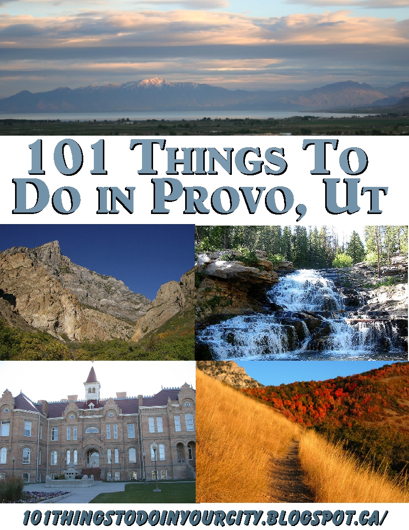 10 Unique Fun Date Ideas In Provo