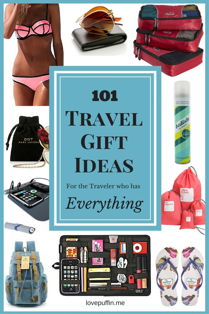 10 Unique Gift Ideas For Women Who Have Everything 101 travel gift ideas for travelers who have everything travel 1 2020