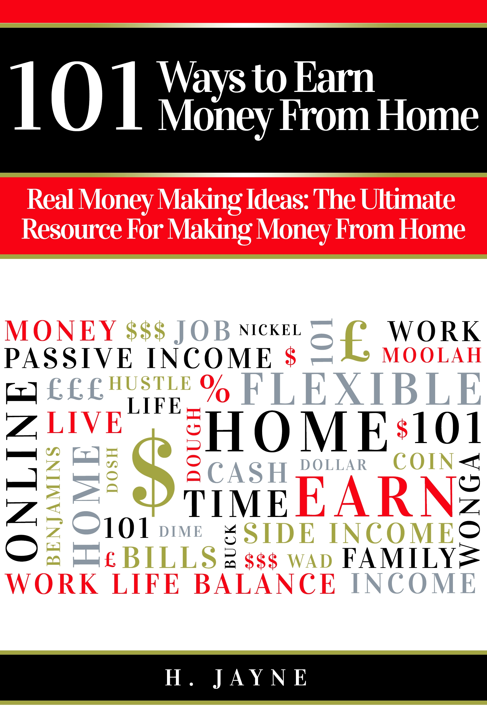 10 Fantastic Money Making Ideas From Home 101 ways to earn money from home new ebook launch 2 2020