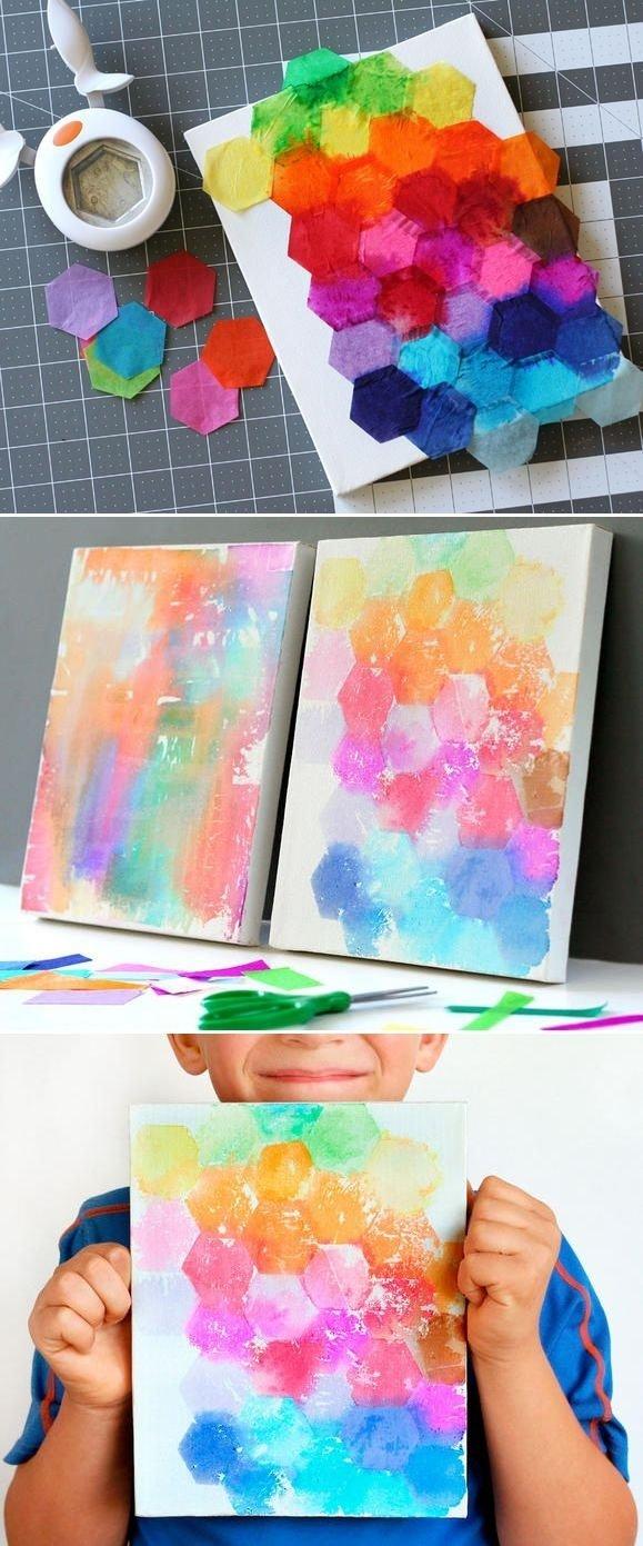 10 Best Craft Ideas For Kids Pinterest 102 best art projects images on pinterest art projects crafts for 2020