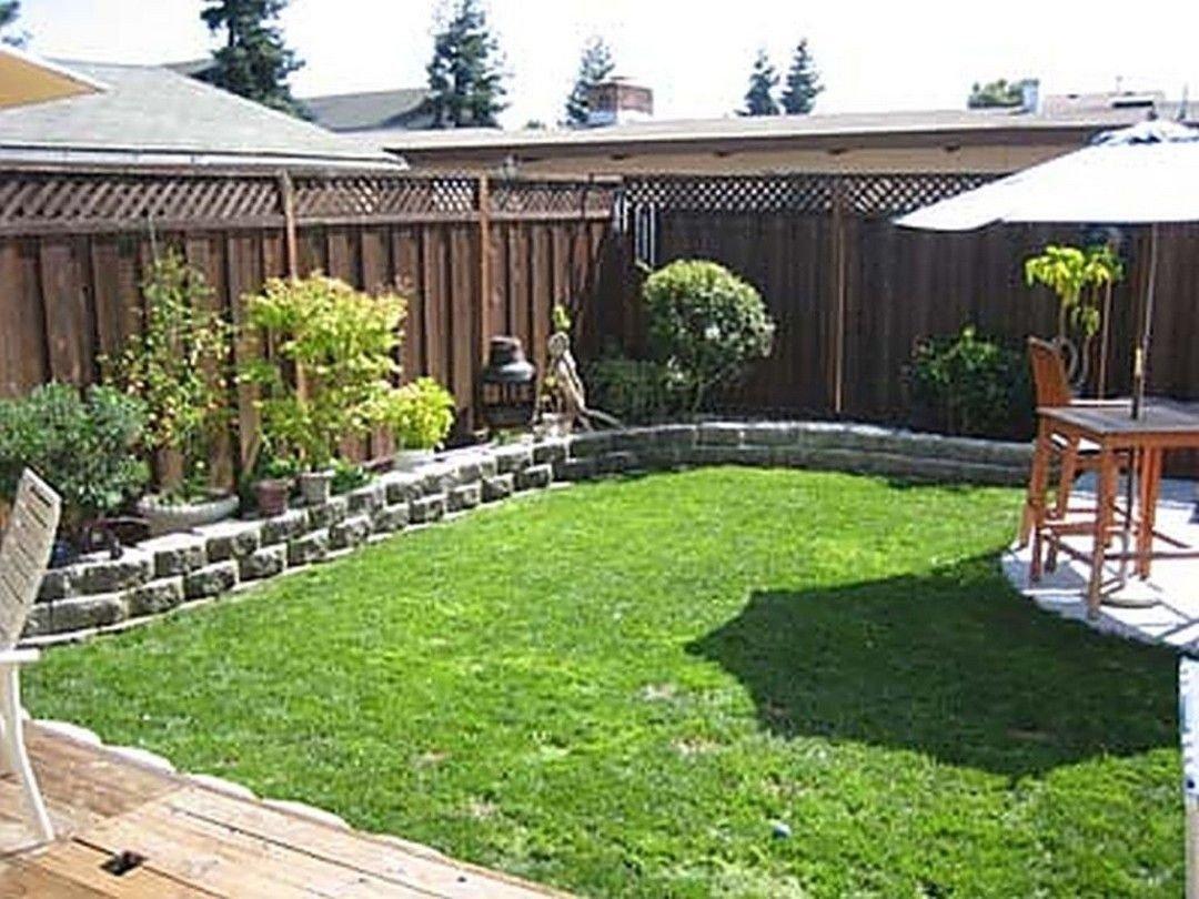 10 Amazing Small Yard Ideas On A Budget 102 diy simple small backyard on a  budget - 10 Amazing Small Yard Ideas On A Budget