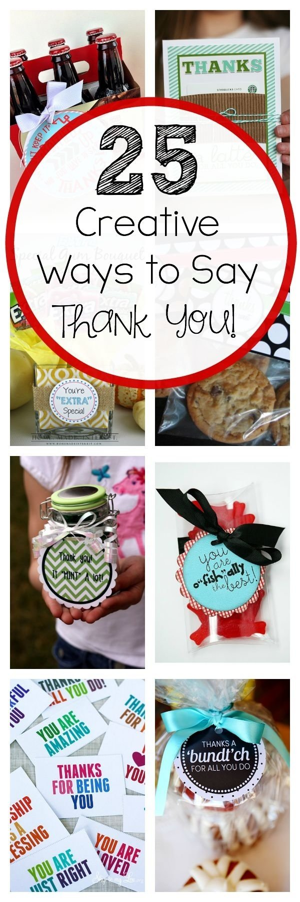 10 Awesome Diy Thank You Gift Ideas 103 best thank you gift ideas images on pinterest teacher 4