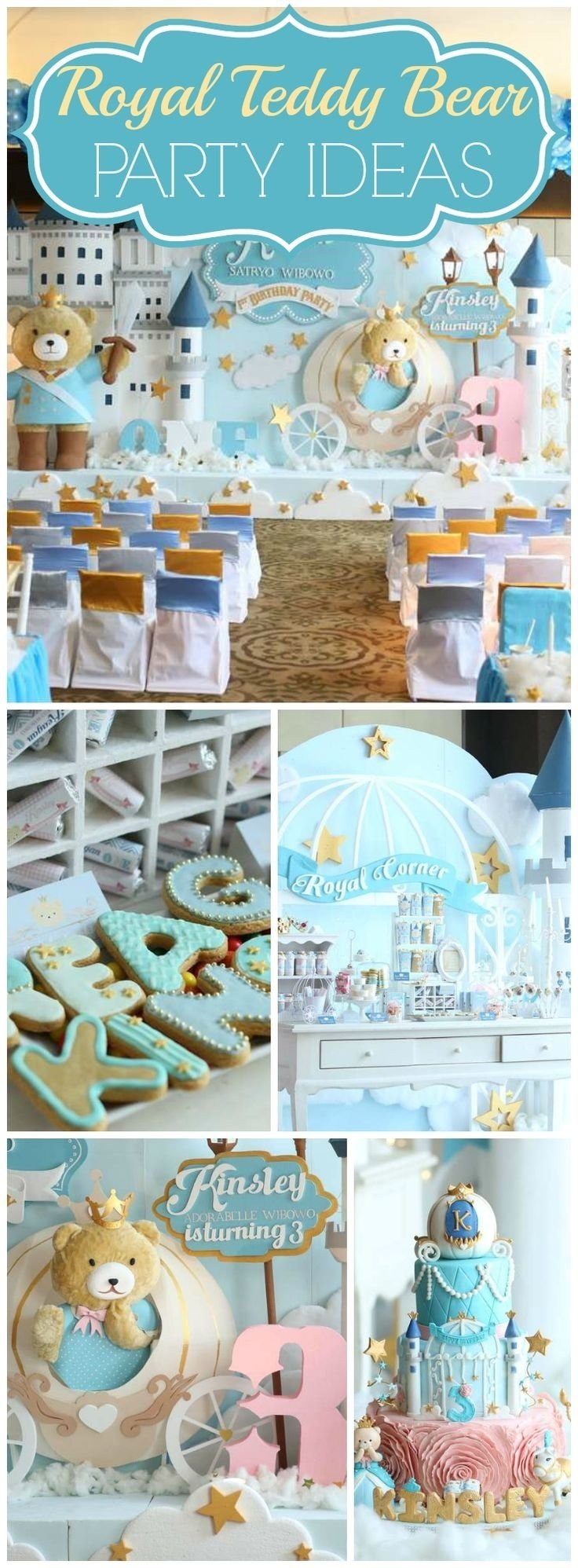 10 Elegant Princess And Prince Party Ideas 106 best royal picnic images on pinterest princess party 2020