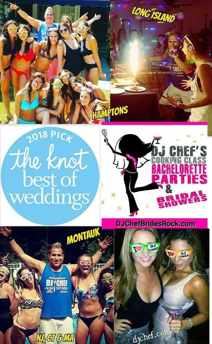 10 Unique Bachelorette Party Ideas Long Island 107 best dj chef cooking class bachelorette party ideas bridal 1 2020