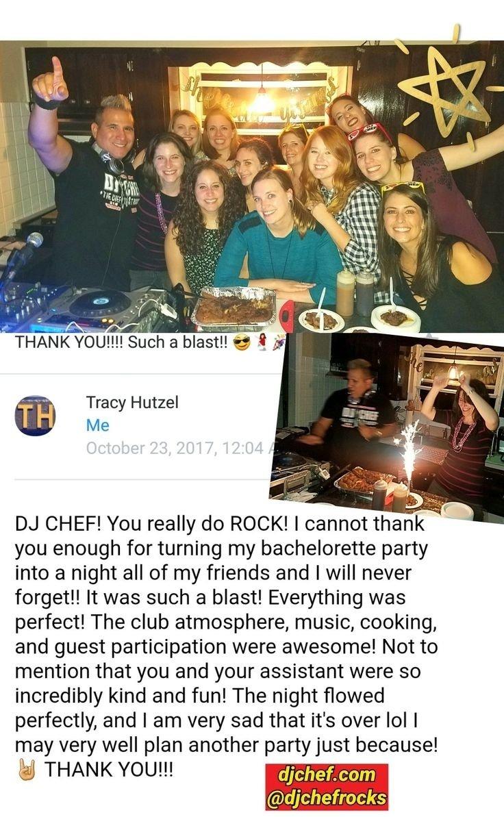 10 Unique Bachelorette Party Ideas Long Island 107 best dj chef cooking class bachelorette party ideas bridal 3 2020