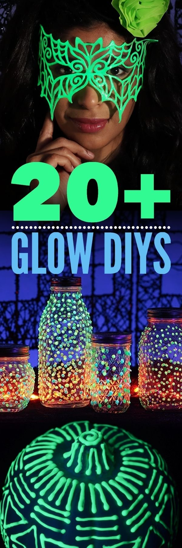 10 Fantastic Glow In The Dark Costume Ideas 107 best glow in the dark images on pinterest halloween projects