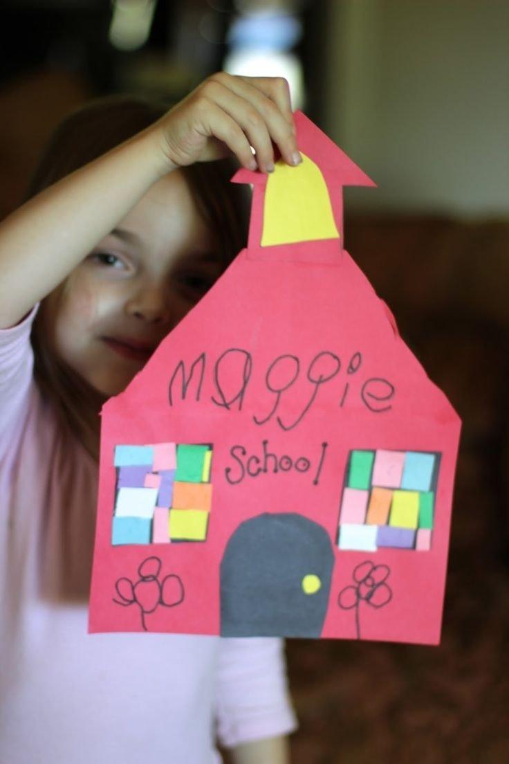 10 Attractive Preschool Back To School Ideas 108 best back to school crafts images on pinterest back to school 1 2020
