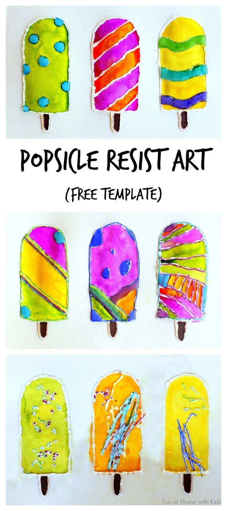 109 best spring & summer art projects for kids images on pinterest