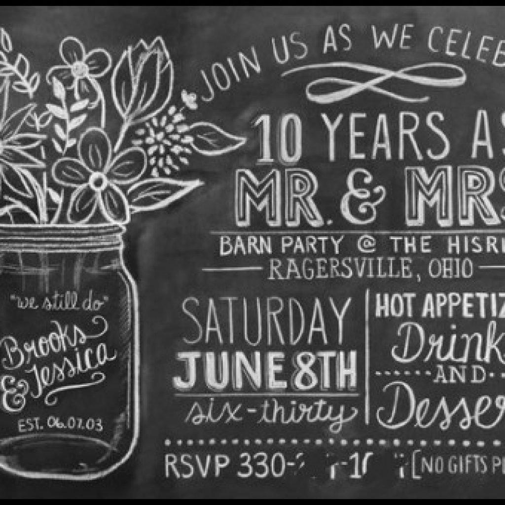 10 Year Wedding Anniversary Theme Ideas - drive.cheapusedmotorhome.info