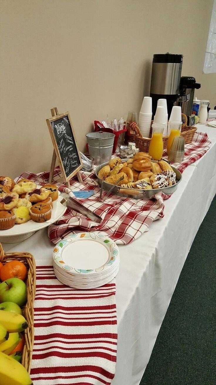 10 Pretty Breakfast Ideas For Work Party 11 best continental breakfast buffet images on pinterest birthdays
