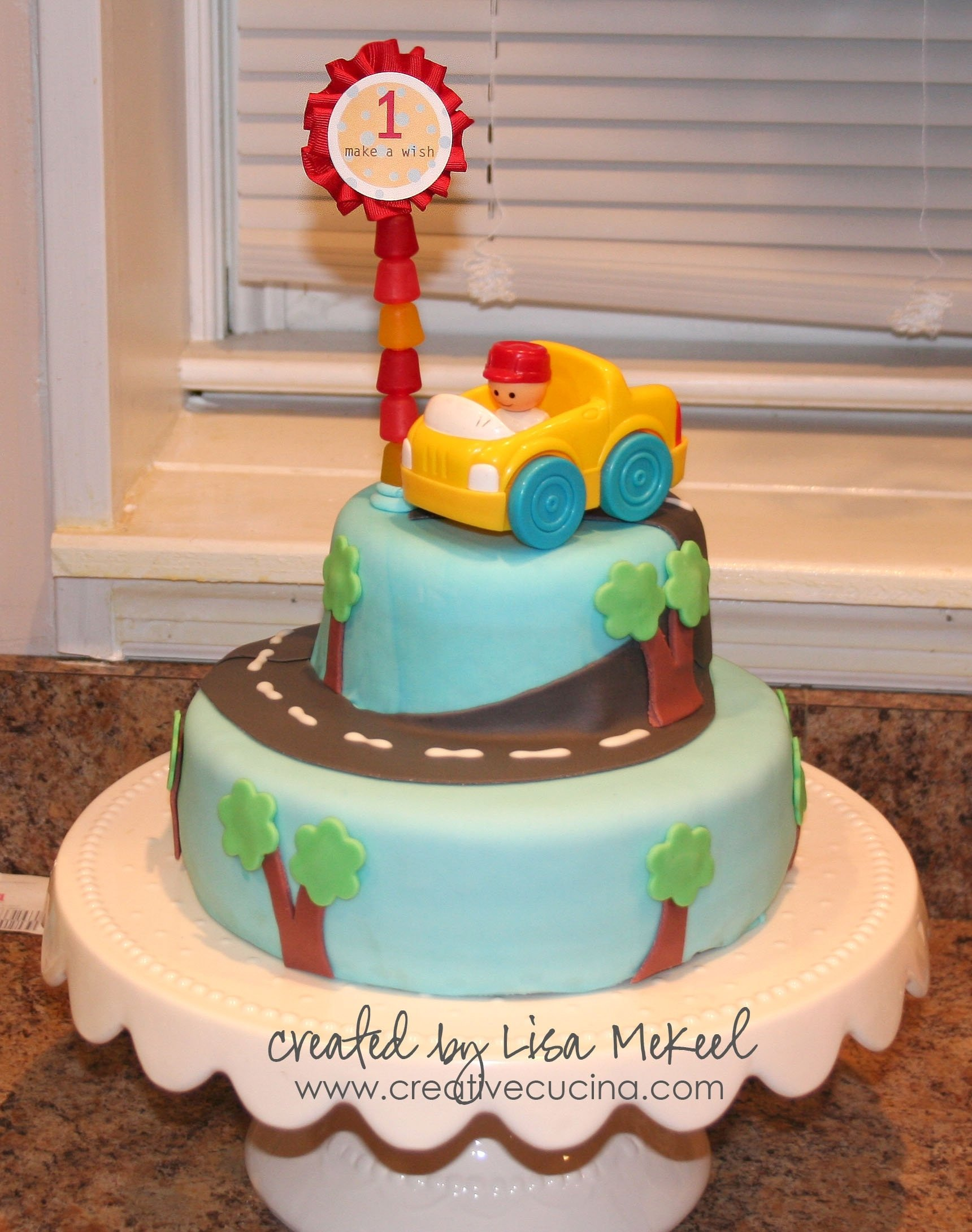 10 Great 1st Birthday Cake Ideas For Boys