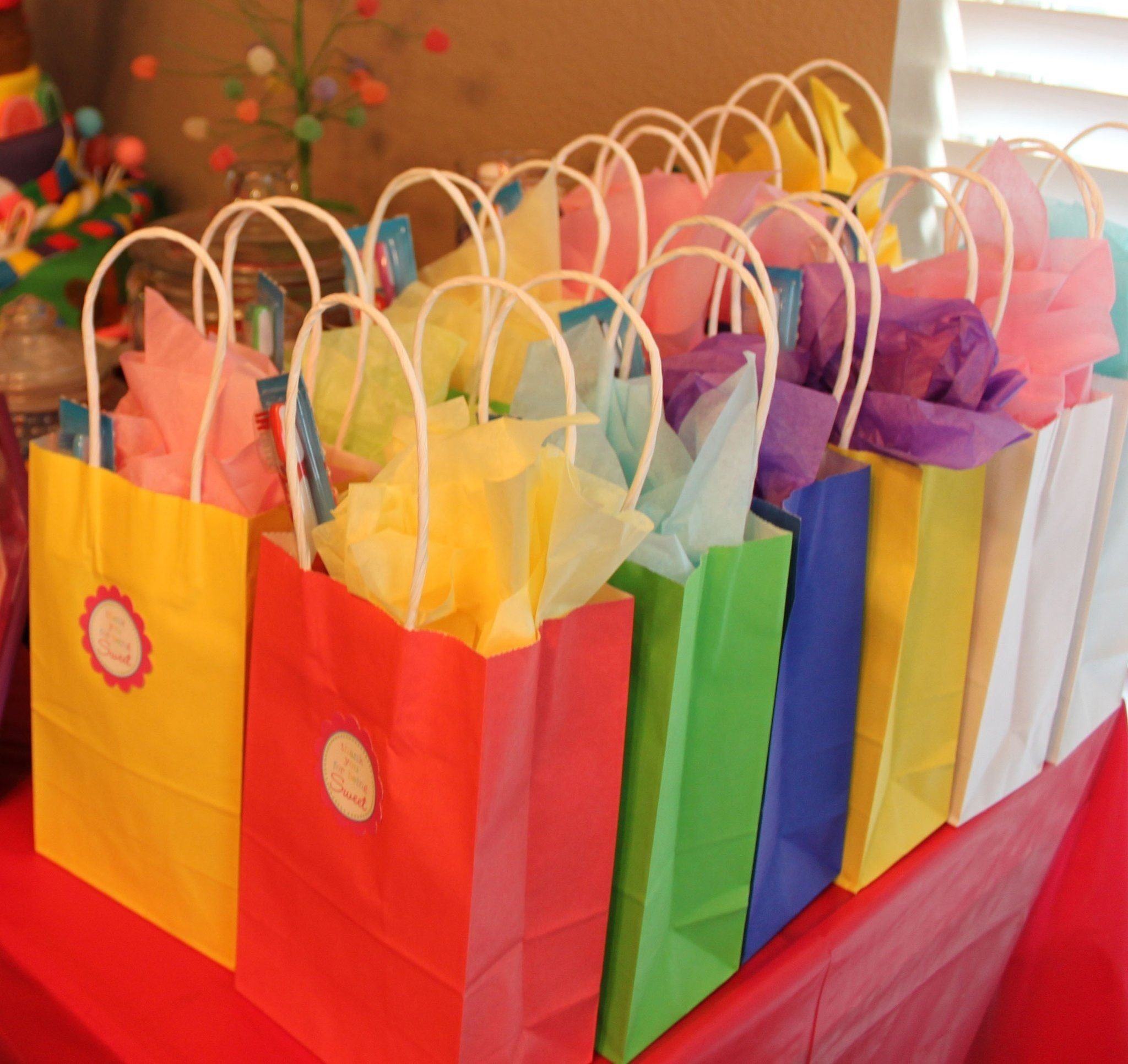 10 Spectacular Goodie Bag Ideas For Kids Birthday Parties 11 fun and easy slumber party ideas slumber parties sleepover and 2020