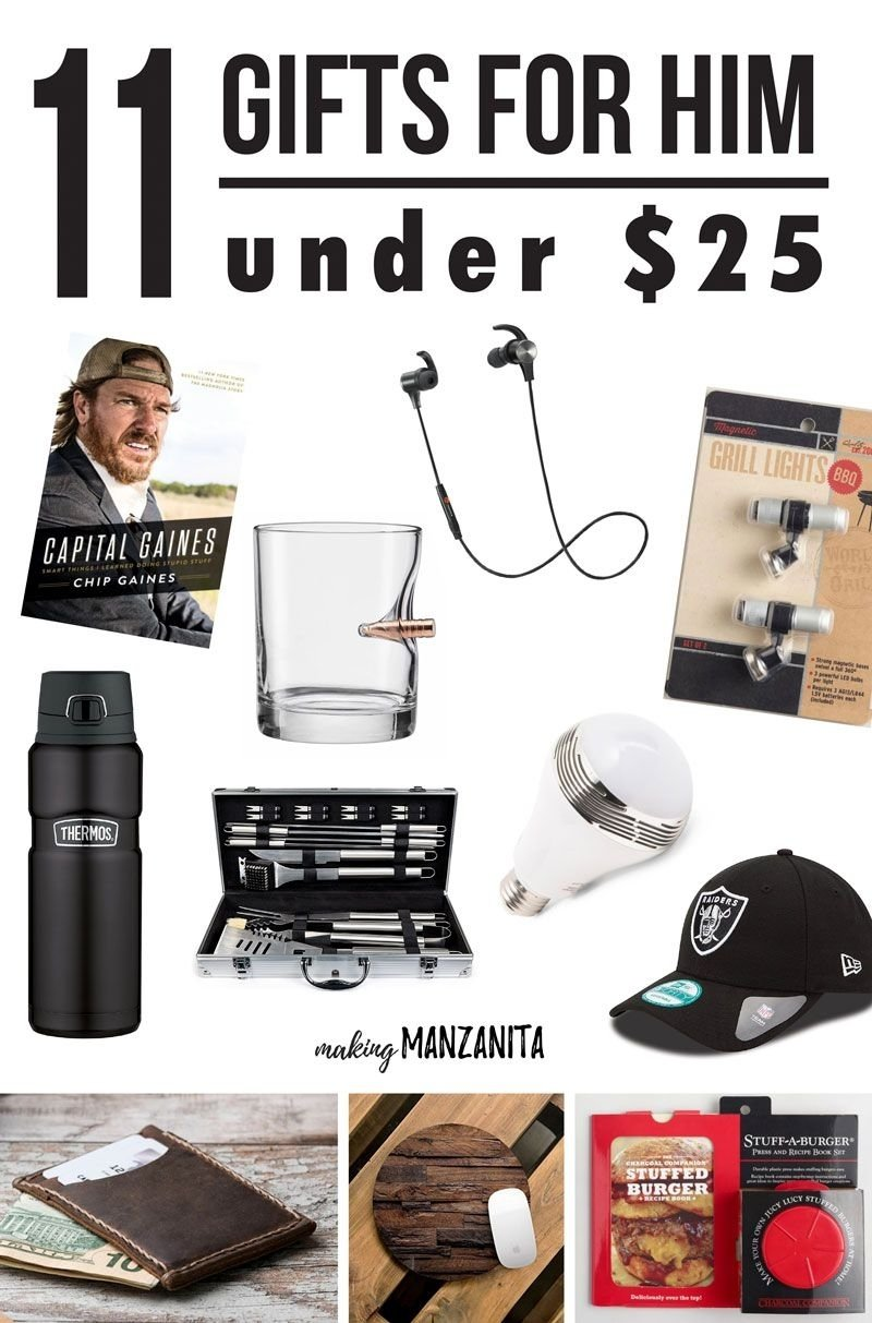 10 Lovable Small Gift Ideas For Boyfriend 11 gifts for him under 25 xmas gifts stocking stuffers and 3 2020