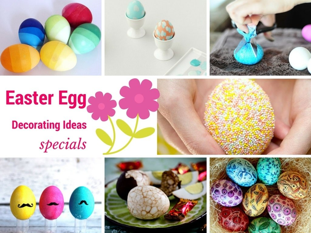 10 Cute Cool Easter Egg Decorating Ideas 11 really cool diy easter egg decorating ideas part 2 2020