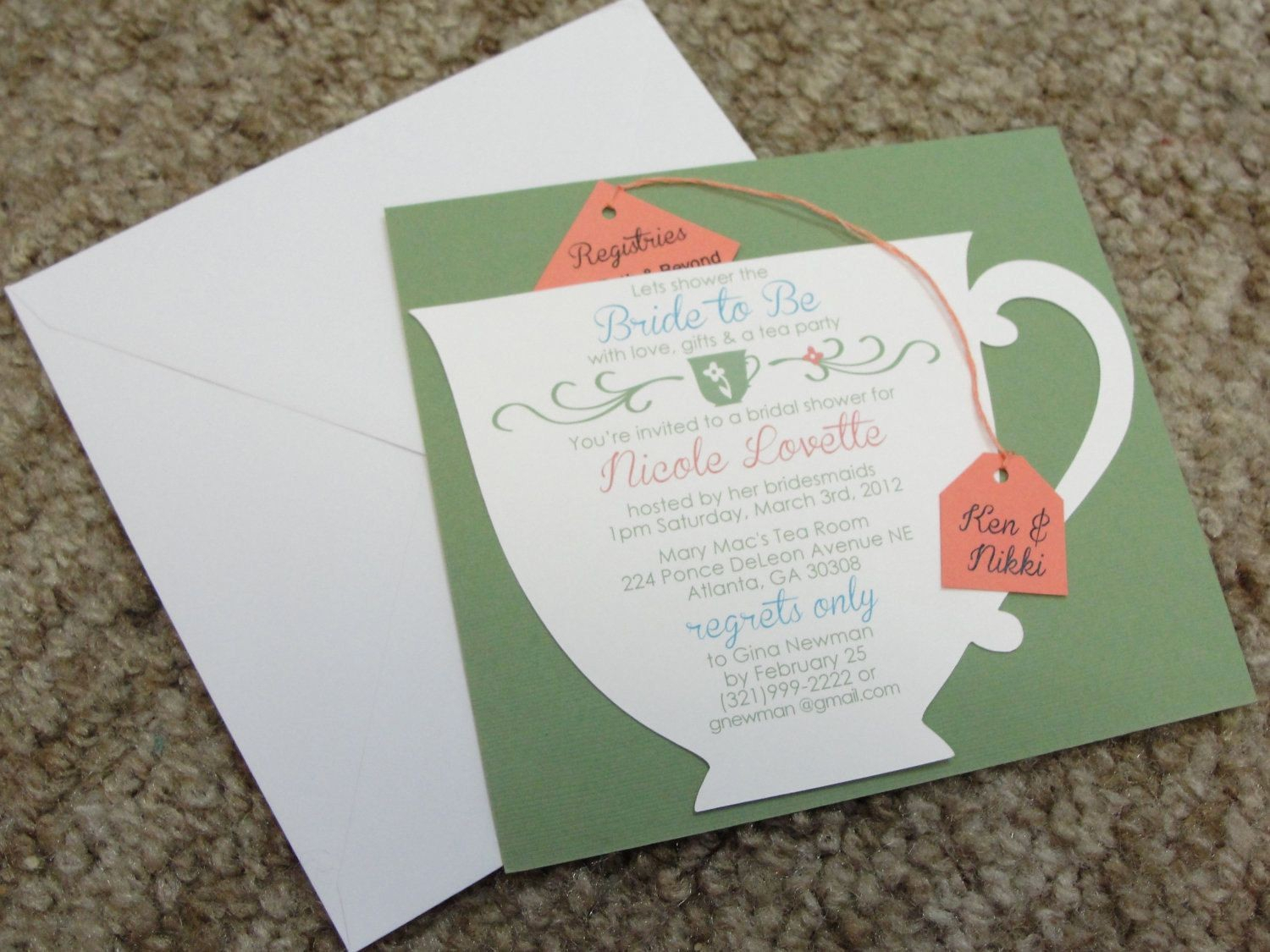 10 Most Recommended Diy Bridal Shower Invitations Ideas 11 stunning diy bridal shower invitations for your wedding 2020