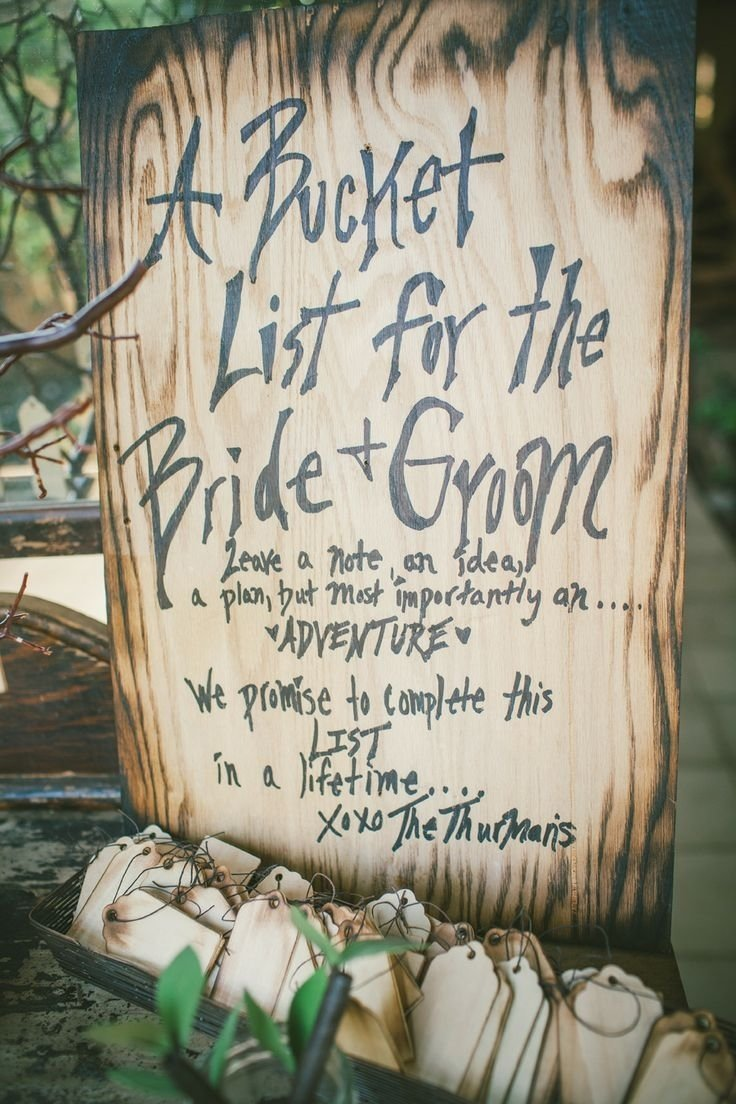 11 unique wedding guest book ideas | wedding, weddings and unique
