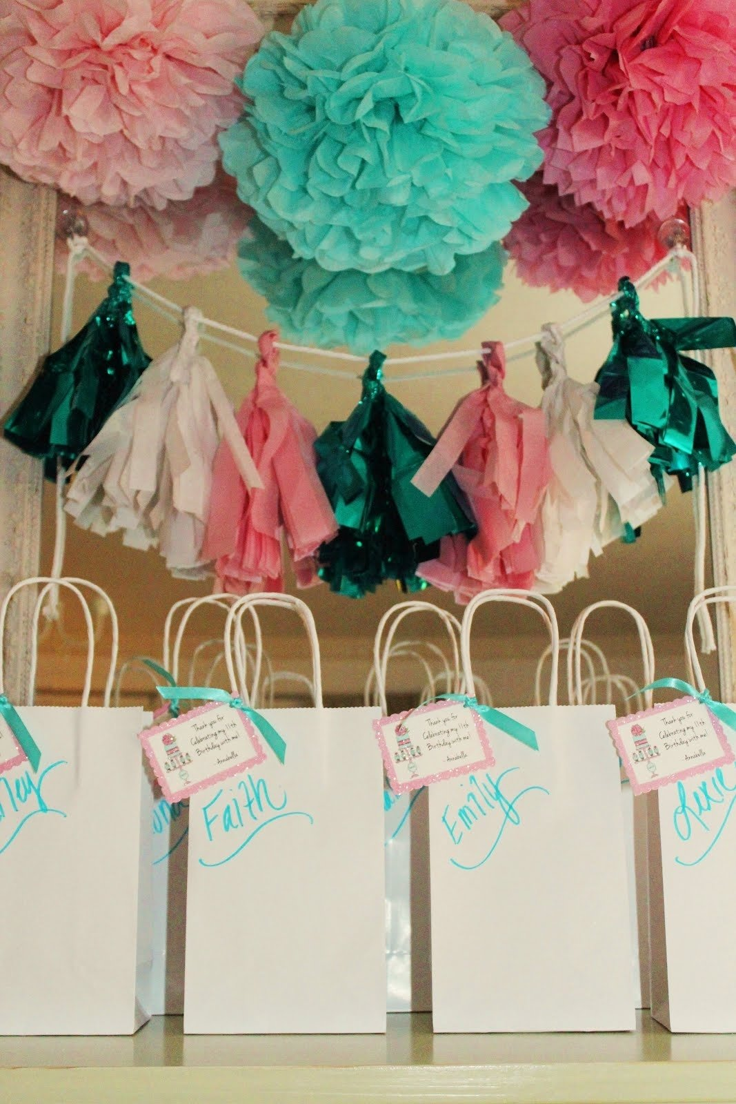 10 Lovely Ideas For 11 Year Old Birthday Party 11 year old birthday party ideas at home home design ideas 4 2020