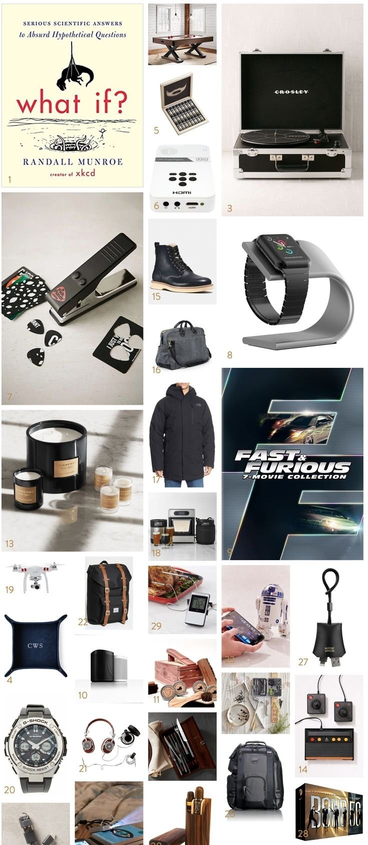 10 Trendy Unique Gift Ideas For Men Who Have Everything 1157 best great gift ideas for guys images on pinterest gifts for 2 2021