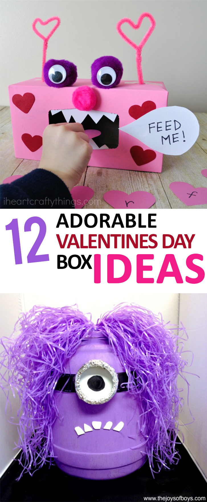 10 Trendy Out Of The Box Valentines Day Ideas 12 adorable valentines day box ideas 2021