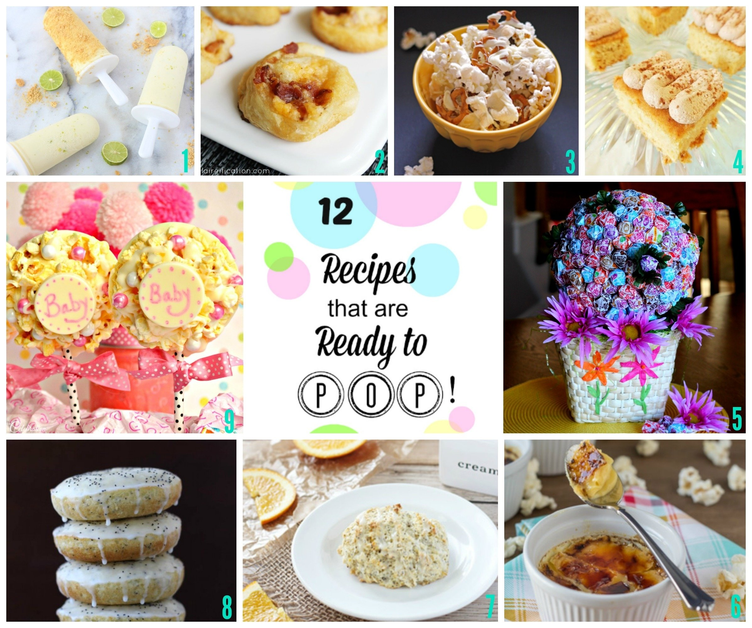 10 Attractive About To Pop Baby Shower Ideas 12 baby shower ideas ready to pop at littlemisscelebration 2020