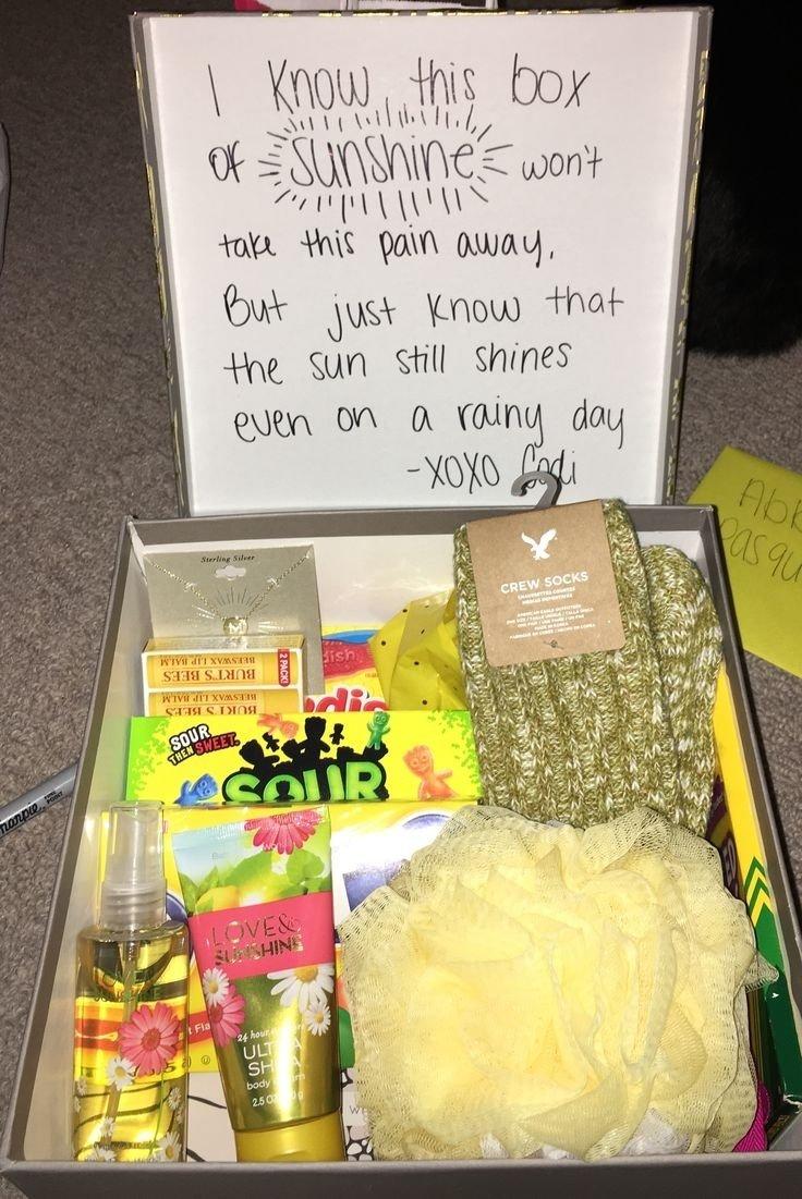 10 Trendy Birthday Present Ideas For Best Friend Girl 12 best birthday box images on pinterest gift ideas birthdays and 2020