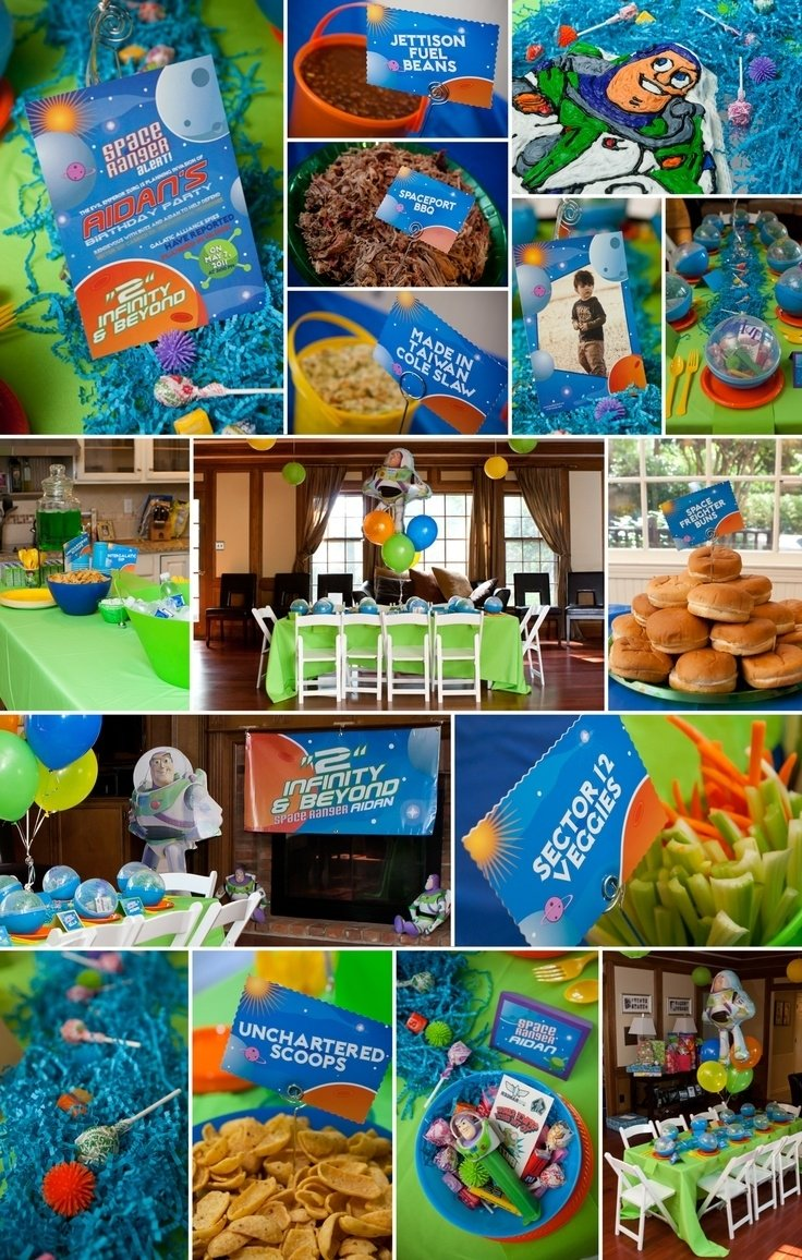10 Most Recommended Buzz Lightyear Birthday Party Ideas 12 best buzz lightyear party images on pinterest toy story party