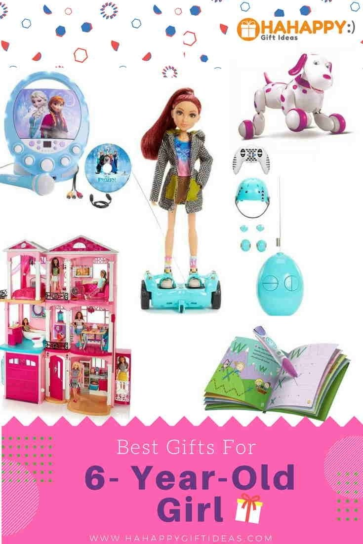 10 Awesome Gift Ideas For 6 Year Old Girls 12 best gifts for a 6 year old girl fun lovely hahappy gift ideas 6 2020