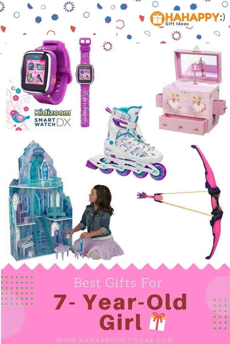 10 Stunning 12 Year Old Girl Gift Ideas 12 best gifts for a 7 year old girl fun adorable hahappy gift 6 2021