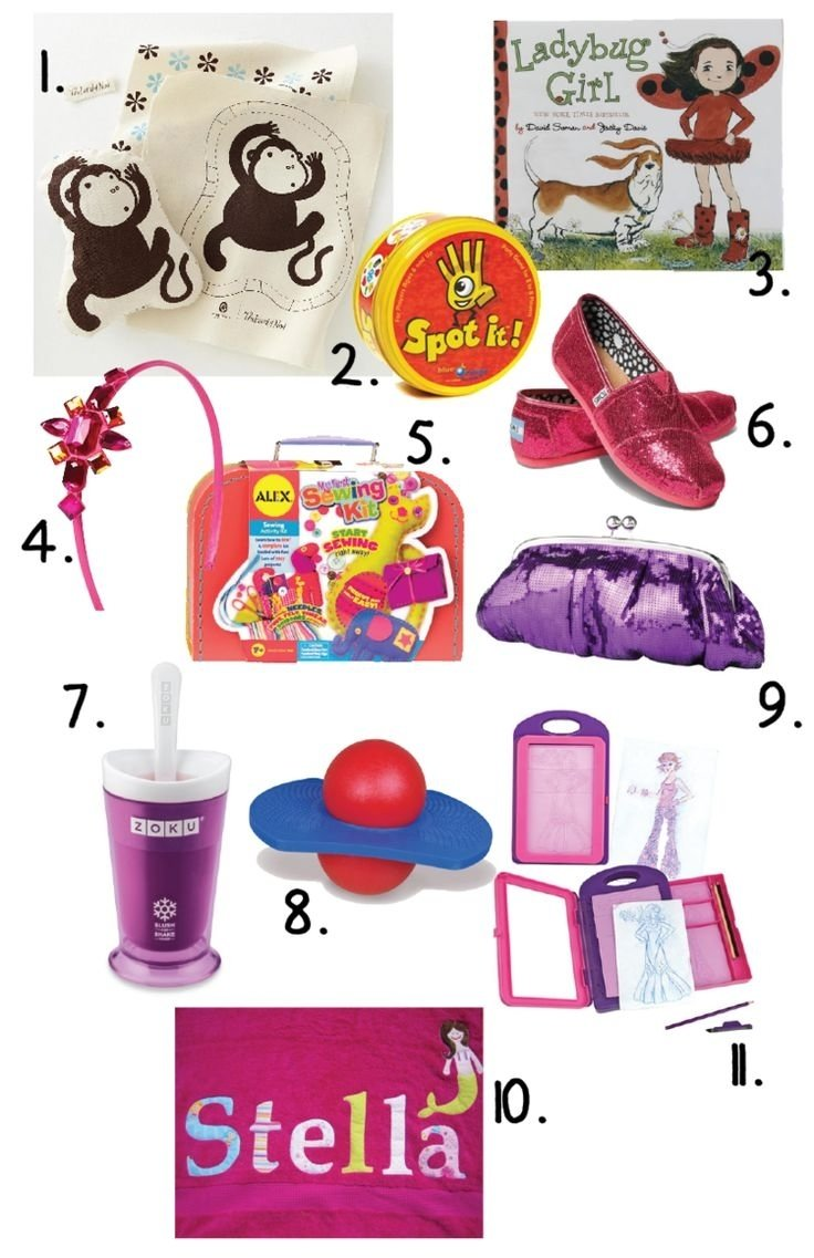 10 elegant gift ideas 7 year old girl 12 best girl christmas images on pinterest top