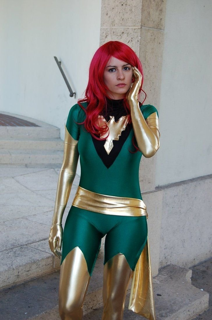 10 Cute Easy Cosplay Ideas For Girls 12 best marvel jean grey cosplay images on pinterest cosplay 2021