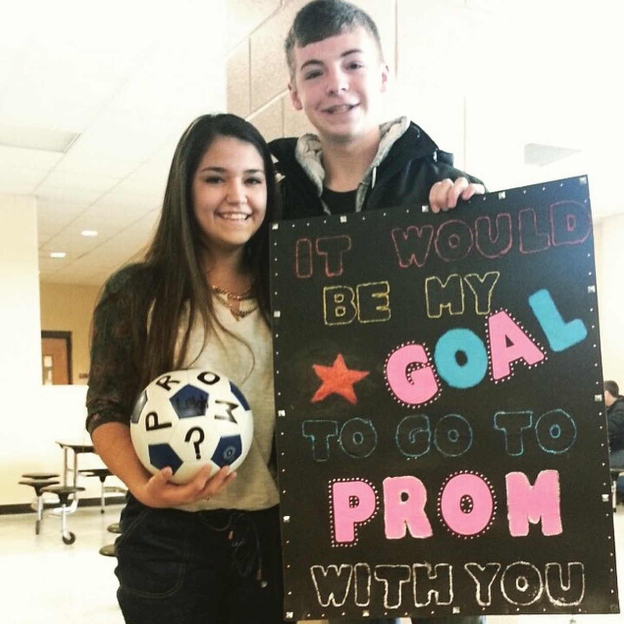 12 cute promposal ideas - a little craft in your day