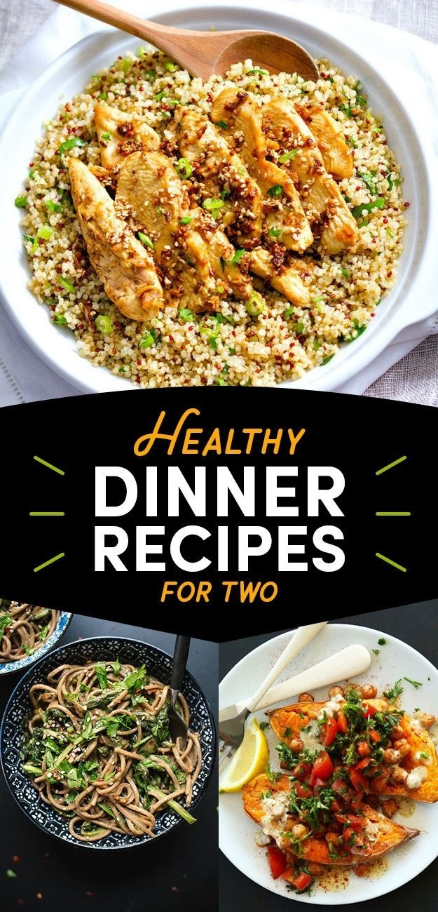 10 Most Recommended Simple Dinner Ideas For 2 12 date night dinners that are also healthy dinners food and recipes 2021
