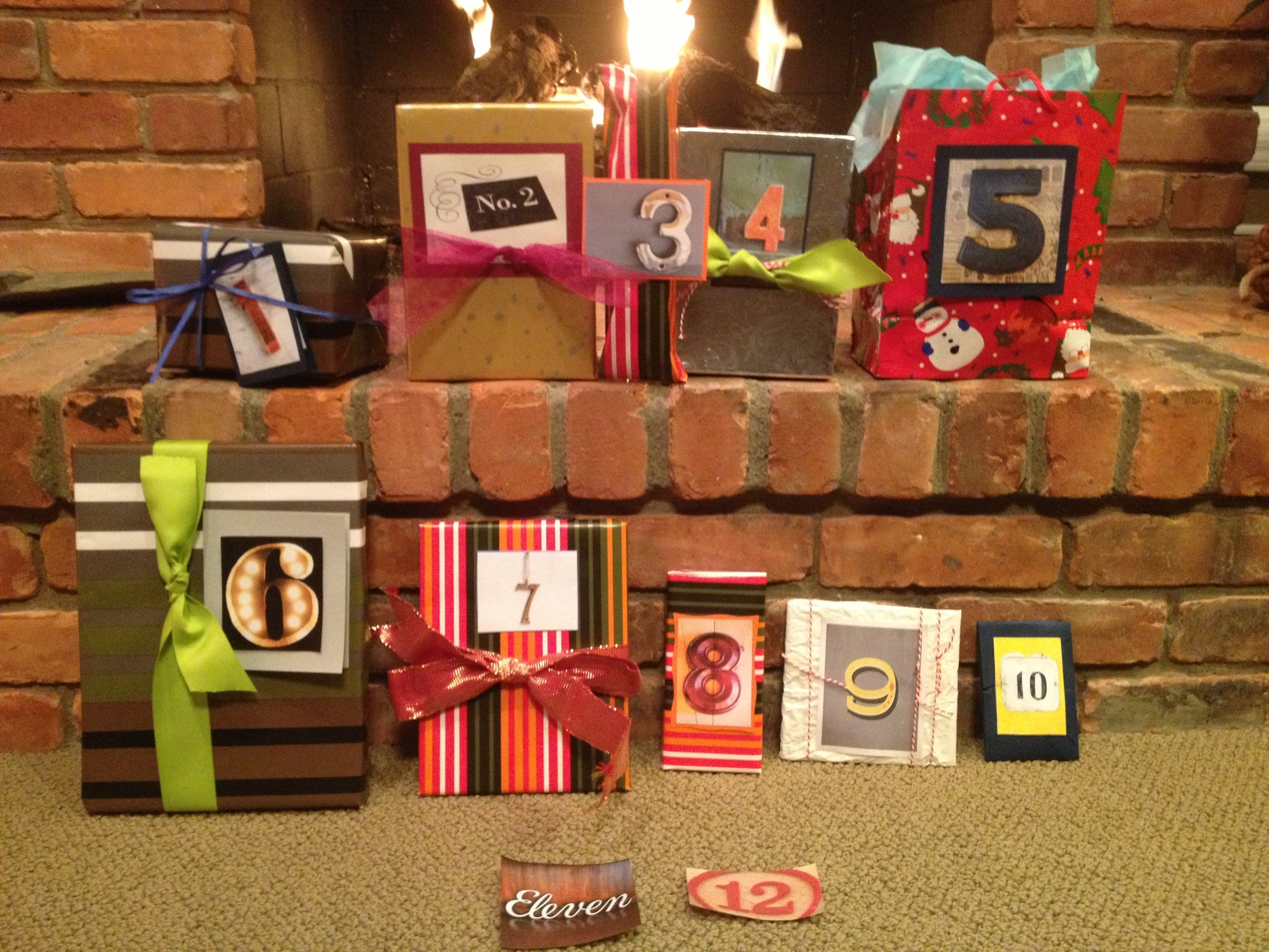 image of great christmas gifts for my boyfriend a coupon book made