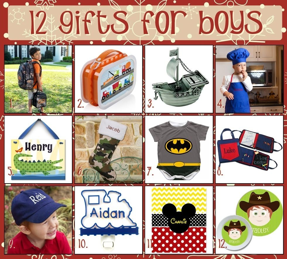 12 days of christmas - gift ideas for boys | christmas gifts, gift