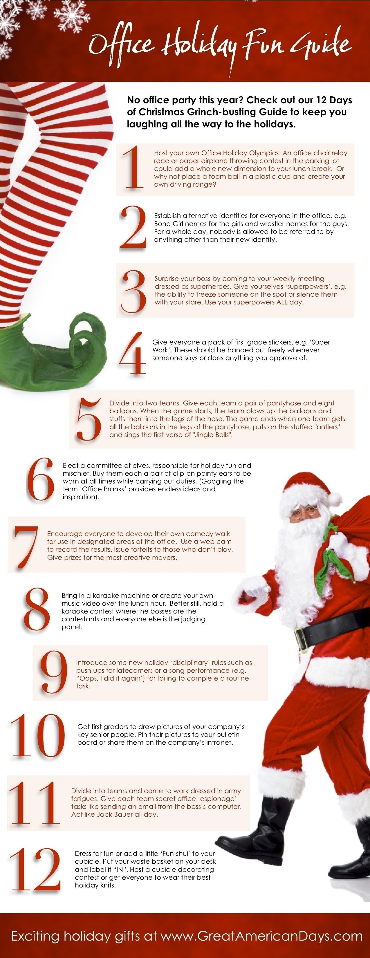 10 Attractive 12 Days Of Christmas Ideas 12 days of christmas ideas for work christmas design 2020