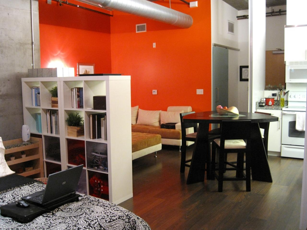 12 design ideas for your studio apartment | hgtv's decorating