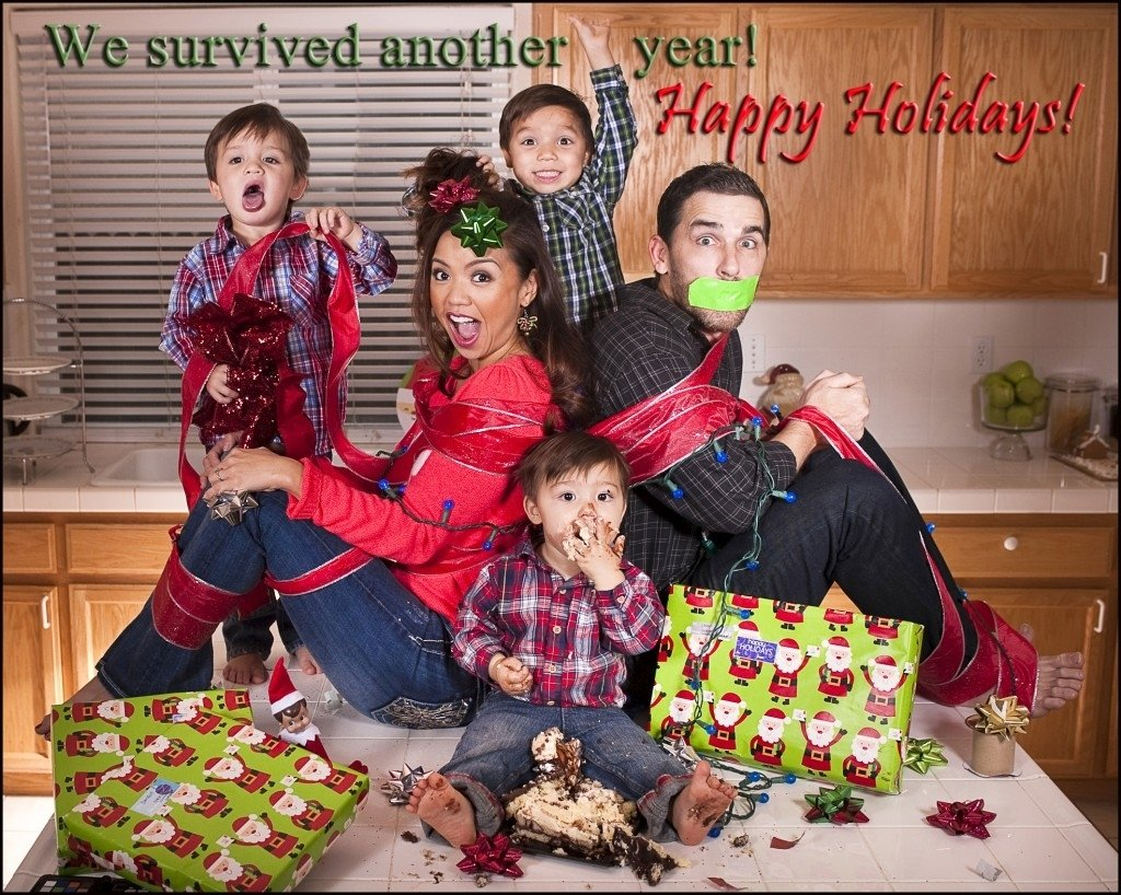 10 Cute Cute Christmas Family Photo Ideas 12 hilarious family christmas cards that will make you laugh out 7