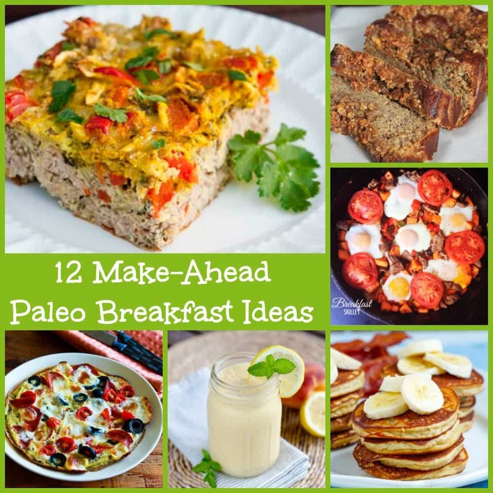 12 make-ahead paleo breakfast ideas - smile sandwich