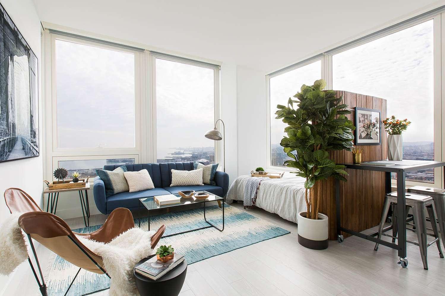 10 Fantastic Decorating Ideas For Studio Apartment 12 perfect studio apartment layouts that work 2020