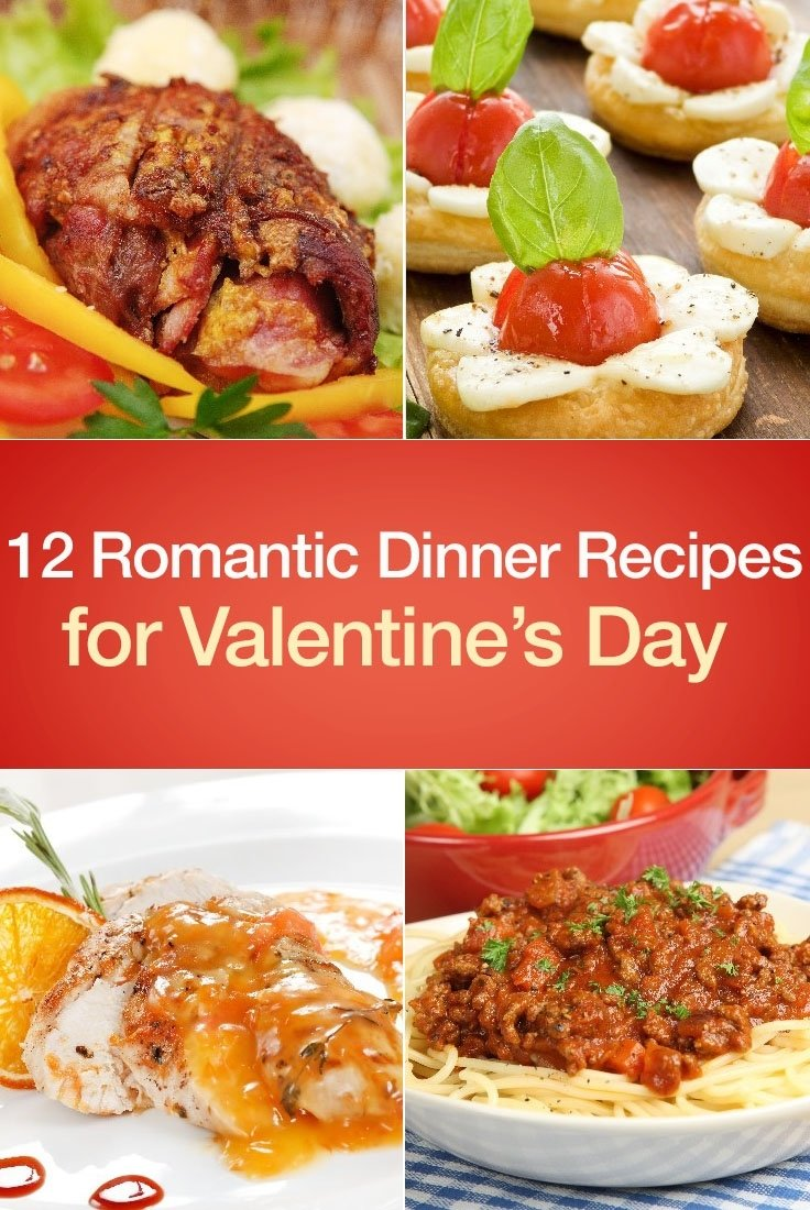 10 Pretty Food Ideas For Valentines Day 12 romantic dinner recipes for valentines day 1 2020