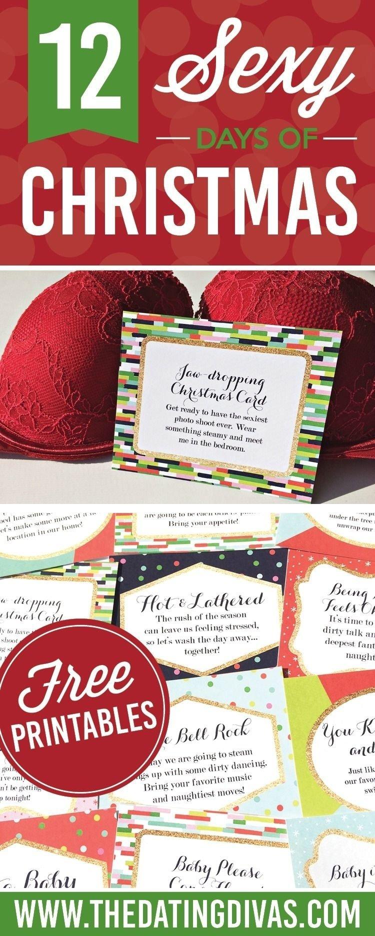 10 Stylish 12 Days Of Christmas Ideas For Boyfriend 12 sexy days of christmas coupons perfect christmas gifts 2