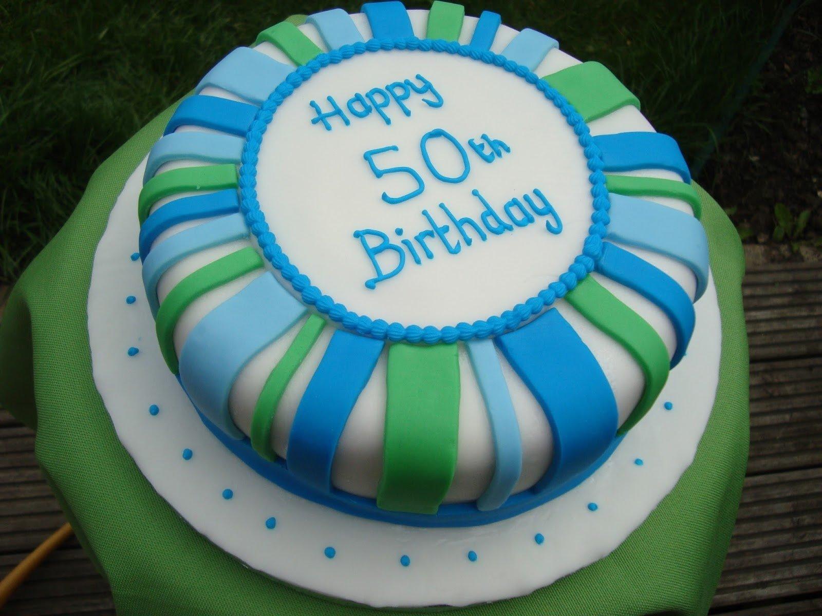 10 Stylish Easy Birthday Cake Ideas For Men