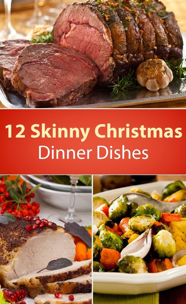 10 Stunning Christmas Dinner Ideas For A Crowd 12 skinny christmas dinner dishes 2020