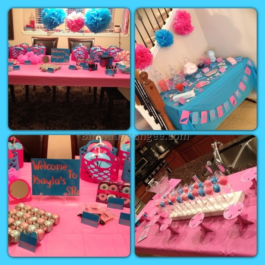 10 Gorgeous 12 Year Old Girl Birthday Party Ideas 12 year old girl birthday party ideas 11 party ideas pinterest 2020