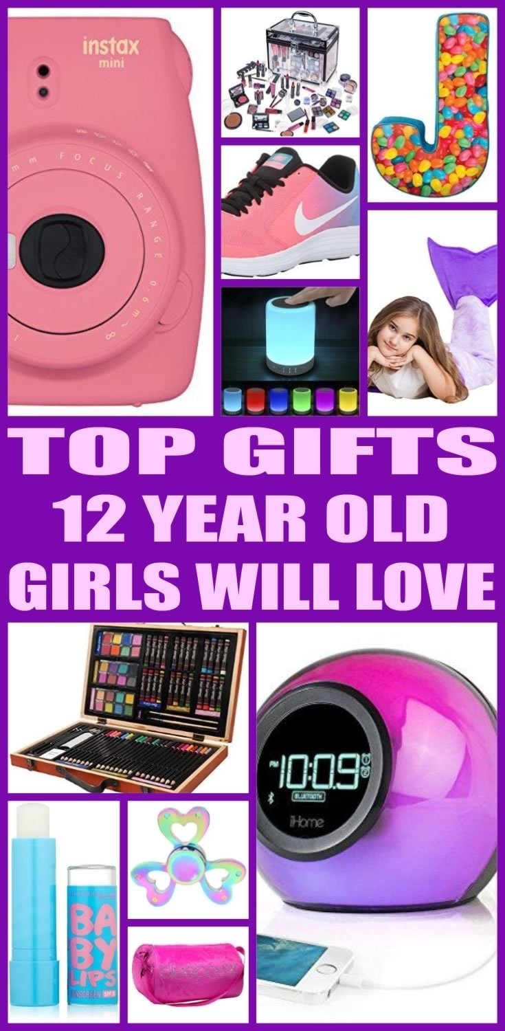 10 Attractive Gift Ideas For 12 Year Old Girl 12 year old girl party ideas 3 2020