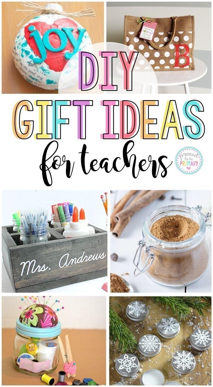 10 Best Teacher Appreciation Homemade Gift Ideas 122 best teacher gifts images on pinterest teacher appreciation 2020