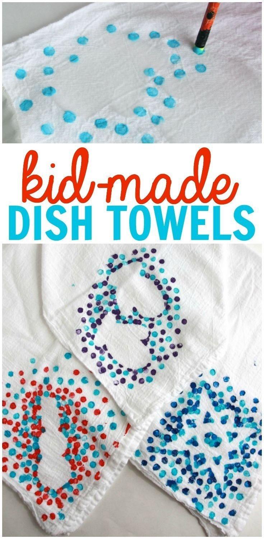 10 Trendy Homemade Christmas Gift Ideas For Kids To Make